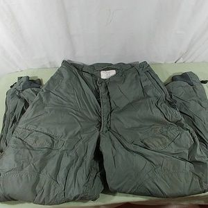 Lancer Extreme Cold Trousers